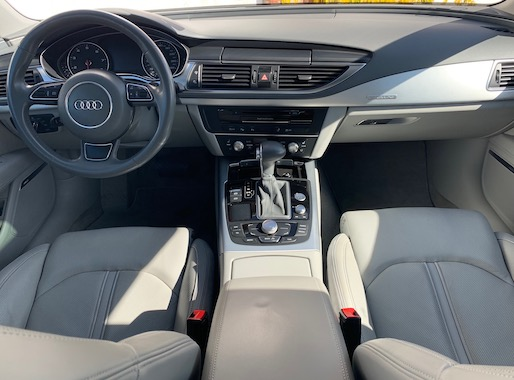 Audi A7 3.0 TSFI S-Line Quattro