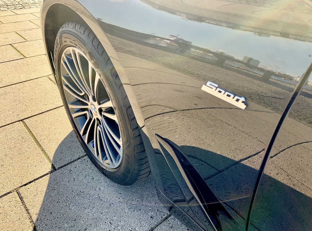 BMW 540iT xDrive Sport Line