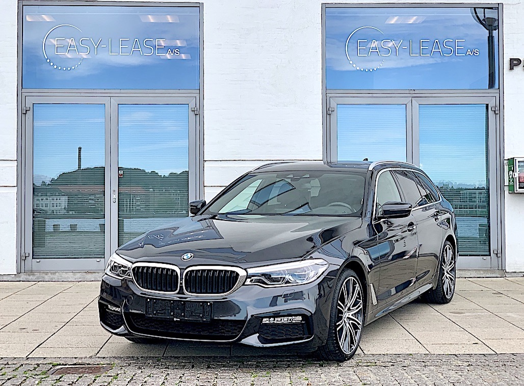 BMW 540xd Touring M Sport