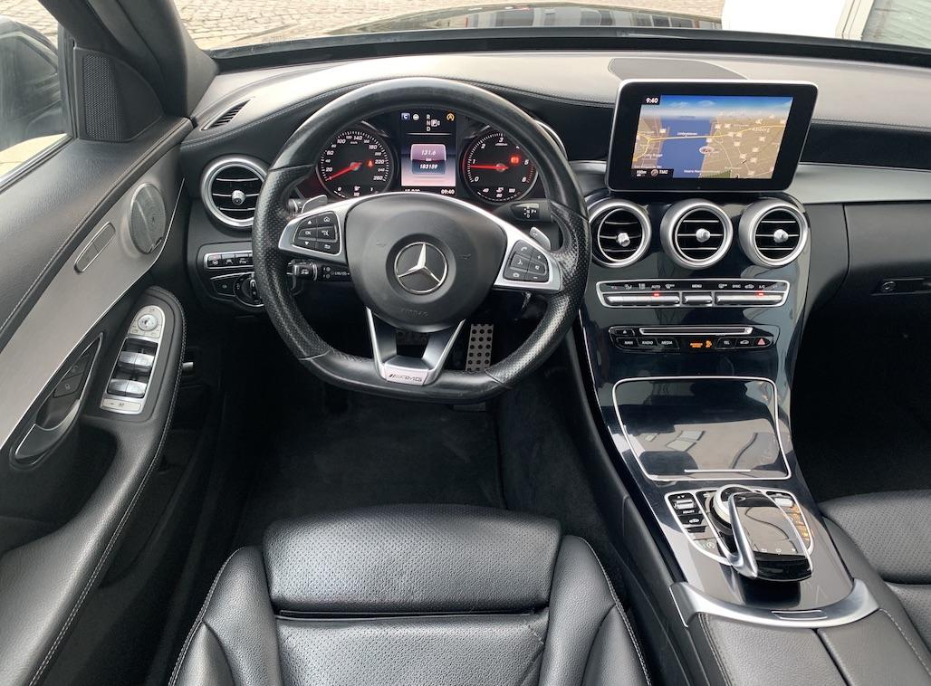 Mercedes C250dt AMG