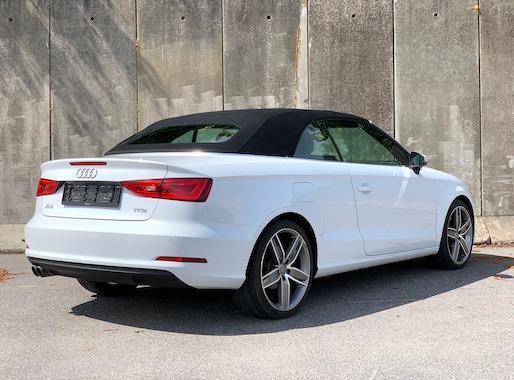 Audi A3 1.8 TFSI Cabriolet