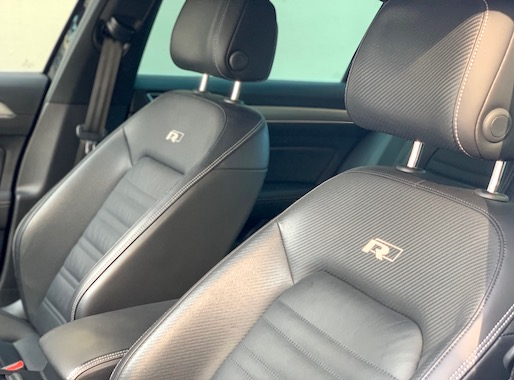 VW Passat 2.0 TDI R-line 4M