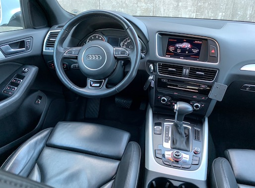 Audi Q5 3.0 TFSI Quattro S-line
