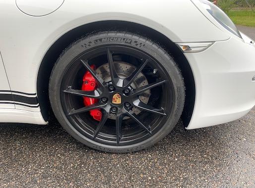 Porsche 991 S Cabriolet