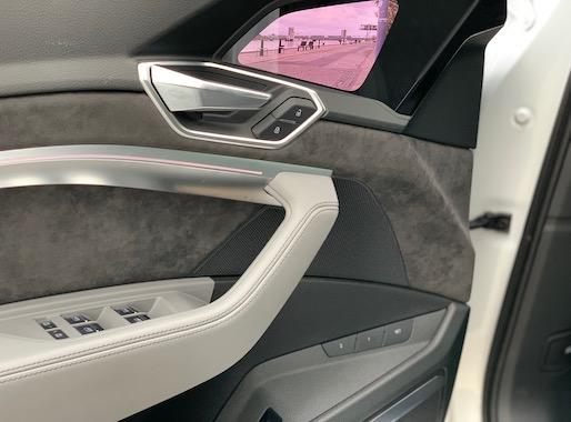 Audi E-tron 50 S-Line