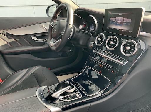 Mercedes C43 AMG 3.0 4Matic
