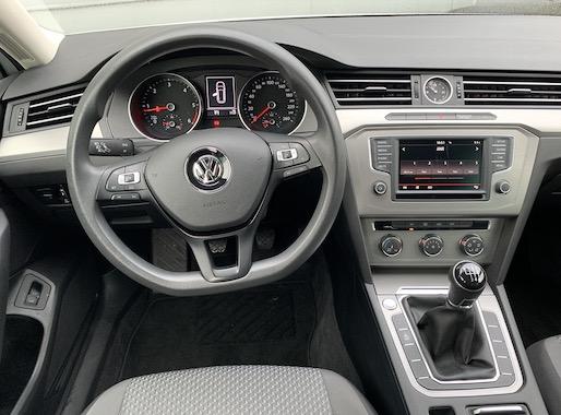 VW Passat 1.6 TDI