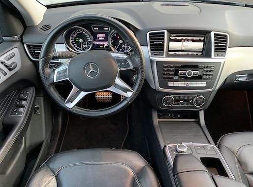 Mercedes ML350 AMG-Line