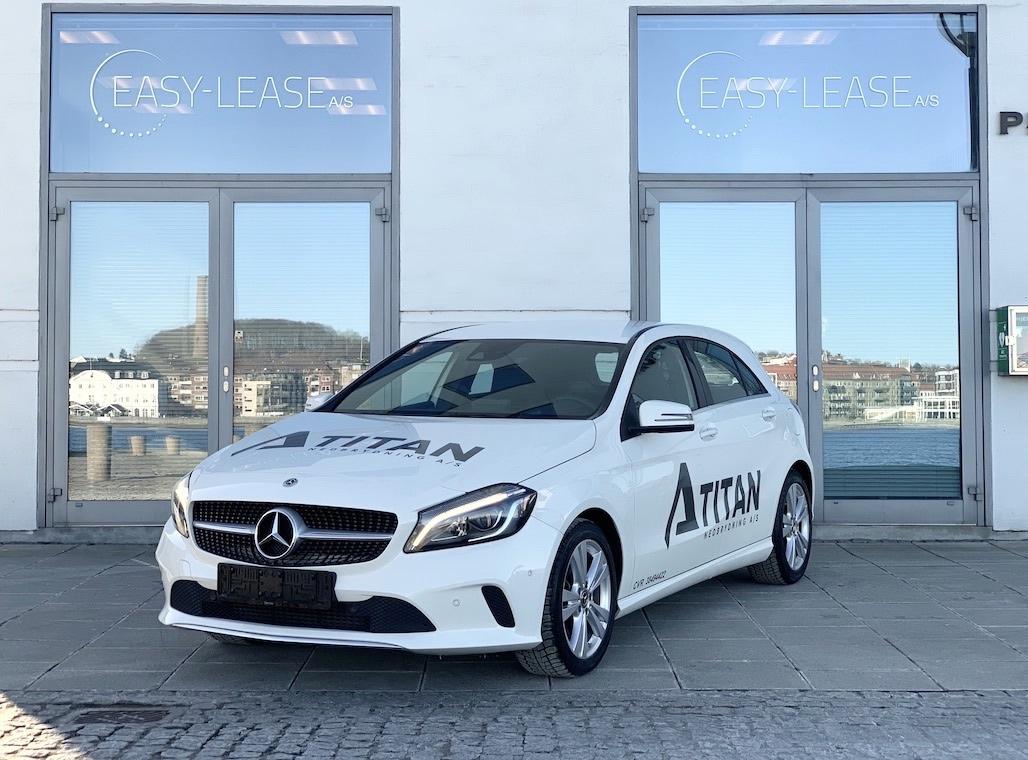 Mercedes A200d VAN
