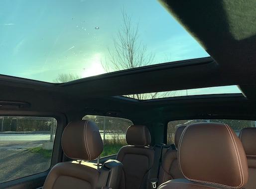 Mercedes V250d 4M