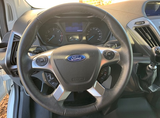 Ford Transit Custom 2.2 TDCi