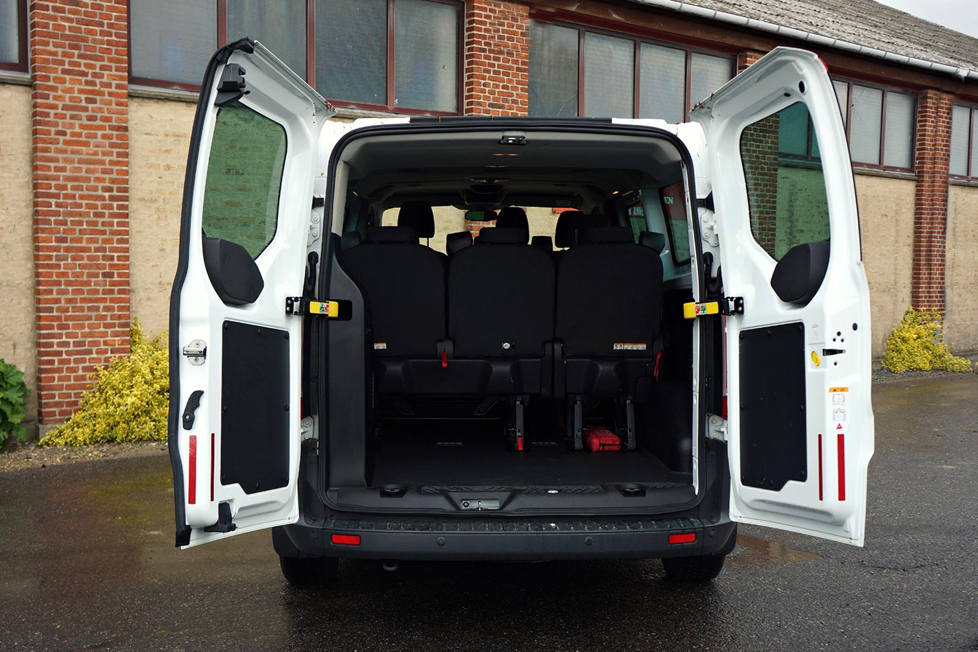Ford Transit Custom, 9. pers.