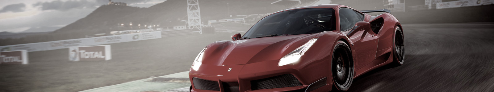 """""""Du kan ikke købe lykke, men det er svært at græde i en Ferrari"""""""